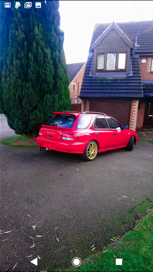 My 1997 uk turbo 2000 wagon