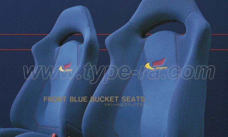 Impreza Seats