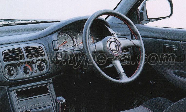 Subaru Impreza My95 Wrx Type Ra Sti Version