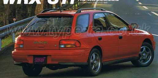 94 WRX STi Wagon