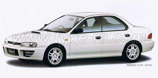 95 WRX Type RA