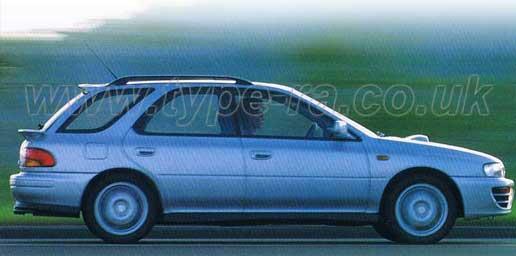 95 Impreza WRX Wagon