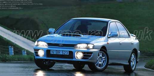 95 Impreza WRX