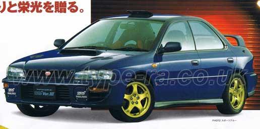 97 STi V3 V-Limited