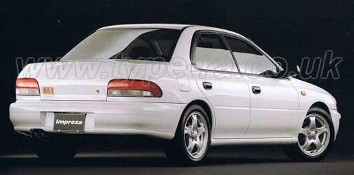 1997 WRX Type RA