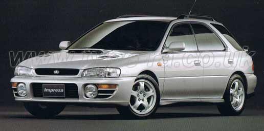 97 WRX Wagon