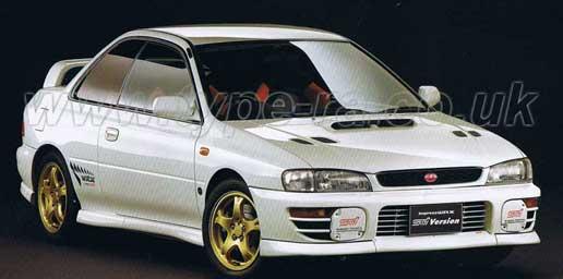 1998 STi Type R