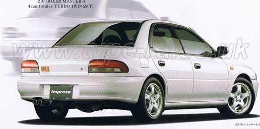 1998 WRX Type RA