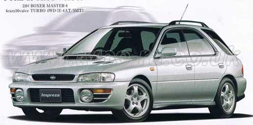 1998 WRX Wagon