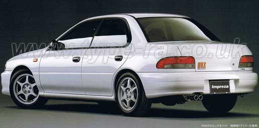MY00 WRX Type RA