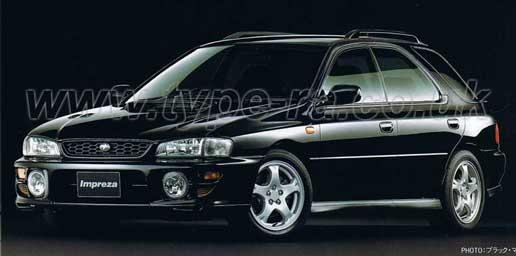 MY99 Impreza WRX Wagon