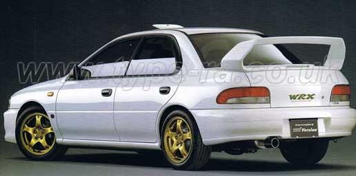 STi V6 Type RA