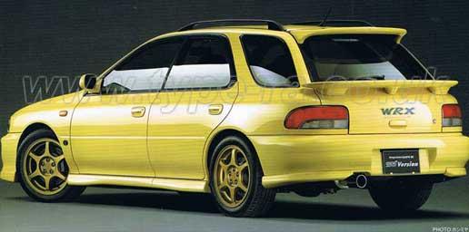 STi V6 Wagon