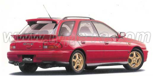 STi V2 Wagon