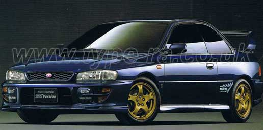 Impreza Type R Version 6
