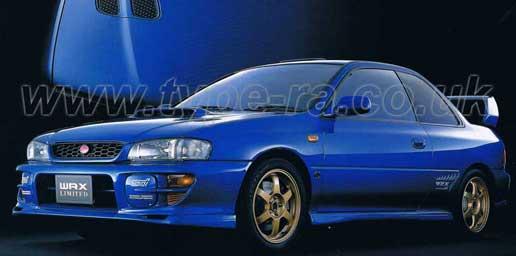 Impreza Type R V6 Limited