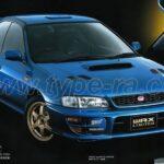 MY00 STi Type RA Limited