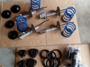 STi Prodrive Bilstein Suspension