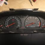 STi 260 Kmh Dash Clocks