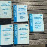 Impreza Service Manuals