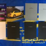 Subaru STi S Series Car Brochures