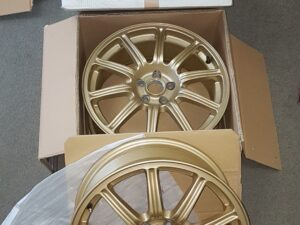 17″ Spec C BBS Lightweight Wheel