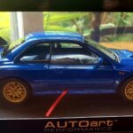 AUTOart 1:18 Subaru Impreza 22B Upgraded Version