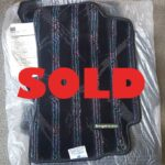GC8 Option Floor Mats, Brand New