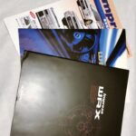 MY99 Impreza WRX Brochures
