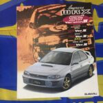 MY96 WRX STi Version 2 Brochure
