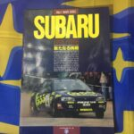 Rally Makes Series Subaru 95/96 WRC Impreza