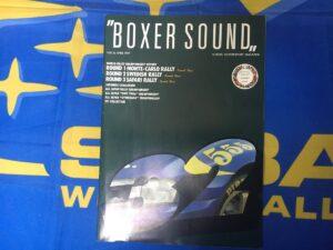 Boxer Sound Magazine April 1997