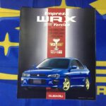MY97 WRX STi Type R & V-Limited Brochure