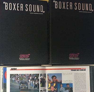 Subaru Boxer Sound Magazine