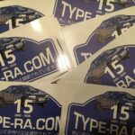 Type-RA.com 2020 Decals