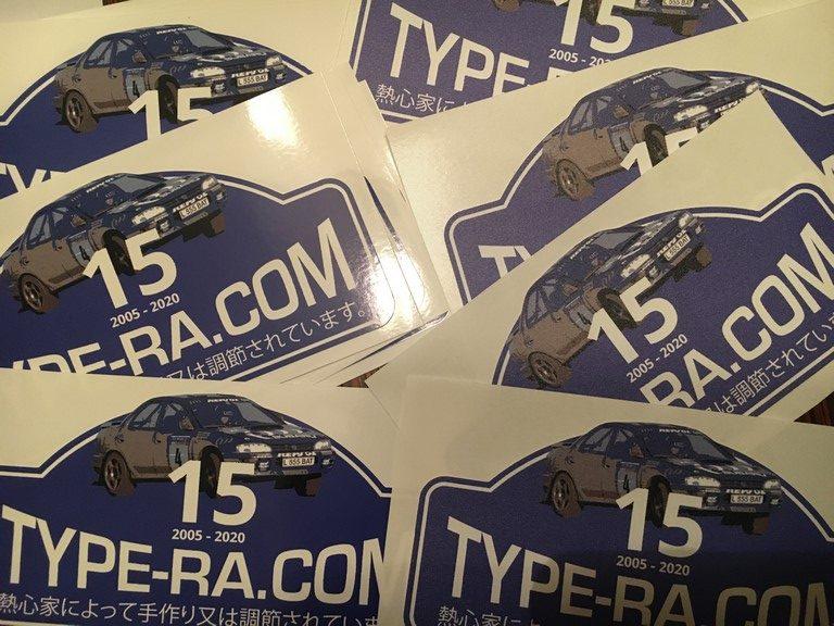 Type-RA.com Merchandise