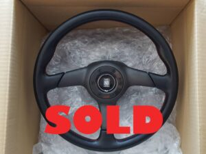 Original V1 STi RA Steering Wheel