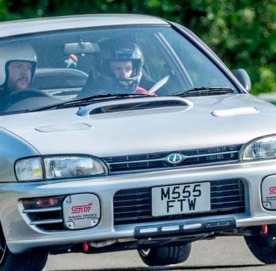 Subaru Number Plates