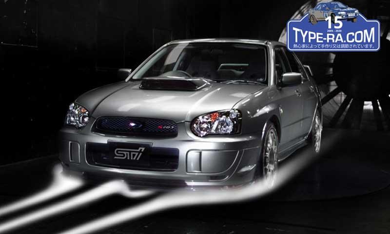 Subaru S203 STi