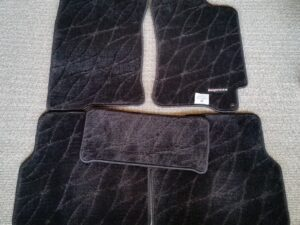 Genuine Impreza Floor Mats Set
