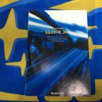 MY99 WRX RA, STi RA And Type R Limited Brochure