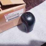 Genuine GC8 STi 5SPD Gear Knob