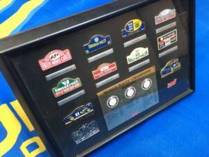 1995/1996/1997 Subaru WRC Pin Badge Collection