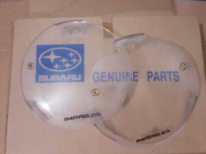 Genuine GC8 Original Subaru Fog Light Protectors