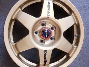Original Speedline ST2 16″ Wheels